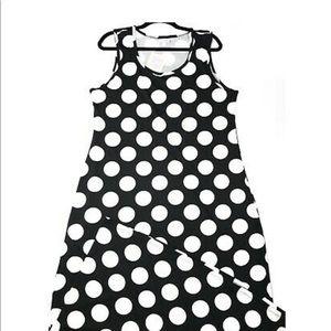 Lularoe Dani Tank Maxi Dress